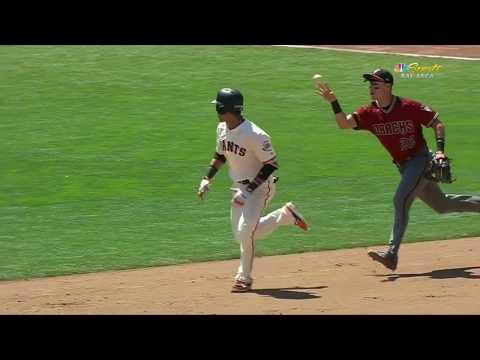 The Diamondbacks played a very bad game of baseball