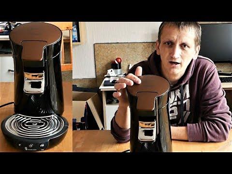 Die beste Kaffeepadmaschine der Welt (für mich) / Philips Senseo Viva Café HD6569/90