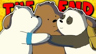 We Bare Bears is Officially Over