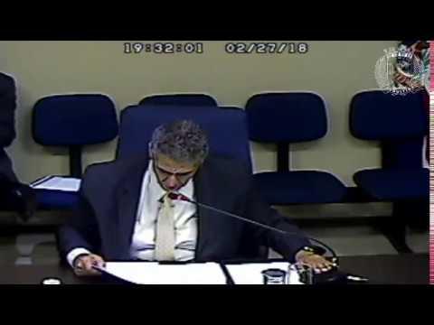 Câmara Municipal de Juquitiba - 3ª Sessão Ordinária 2018