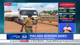 Drivers protest against alleged harassment by Ugandan police, leading to a heavy traffic snarl?up