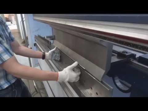 Гибка металла с автокорректировкой