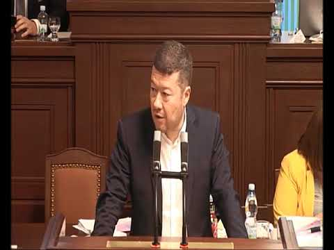 Tomio Okamura: Zoufalá ČSSD kope na všechny strany.