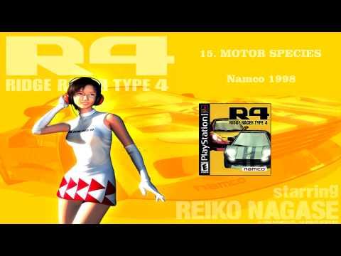 Namco soundteam - Motor species