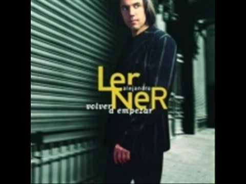 No me acuerdo Alejandro Lerner