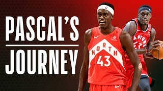 Pascal Siakam's Journey To The NBA