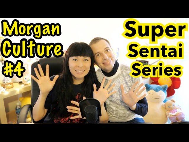MORGAN CULTURE #4   Kyūranger, Zyuohger, Rétrospective Super Sentai