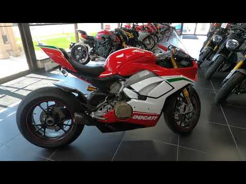 2019 Ducati Panigale V4 Speciale in West Allis, Wisconsin - Video 1