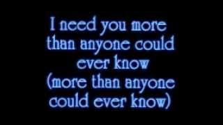 3T I Need You With Lyrics - YouTube.flv