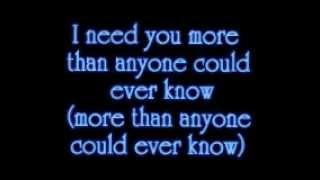 3T I Need You With Lyrics - YouTube.flv