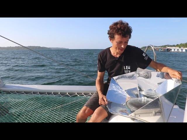 Corentin de Chatelperron navigue vers Cuba en quête de nouvelles innovations low-tech !