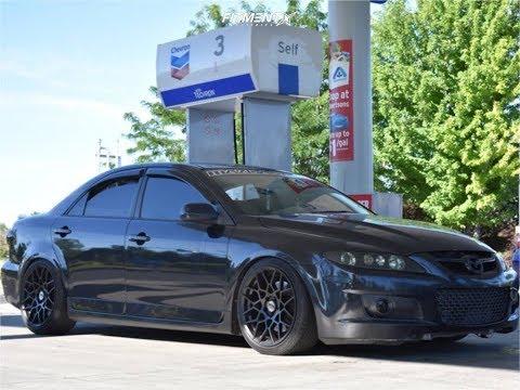 Journey to 500horsepower(hp) Mazda speed 6 all wheel drive. WORLD first fastest Mazda speed 6