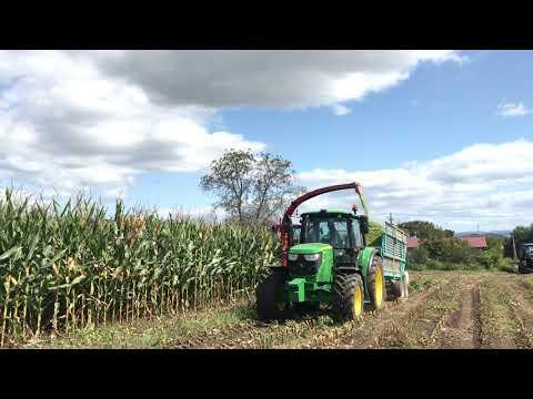 Fimak 3 Row Silage Harvester