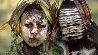 Natural Fashions Of The Omo Valley, Ethiopia