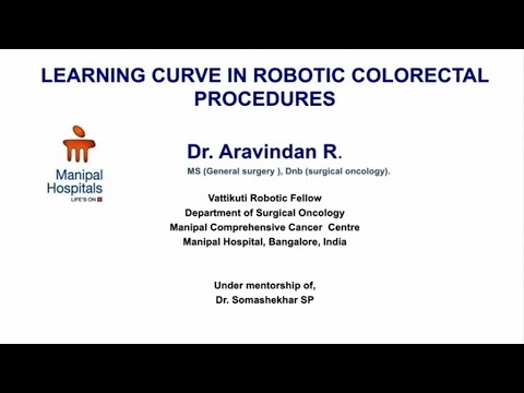 Learning Curve in Robotic Colorectal Procedures