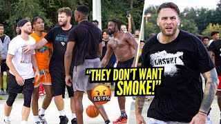 """""""I'm REAL LIFE!"""" Trash Talker WANTED TO FIGHT! Crswht & Ballislife EAST Coast Squad In Jacksonville!"""
