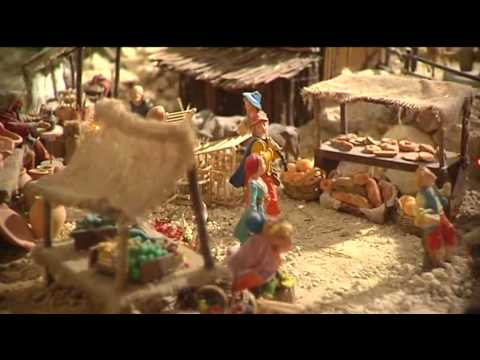 Preview video Presepe Artistico di Cigoli - Natale 2010