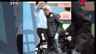 preview picture of video 'El Mano Santa que logró que Suárez esté listo para el mundial. 20-06-2014'