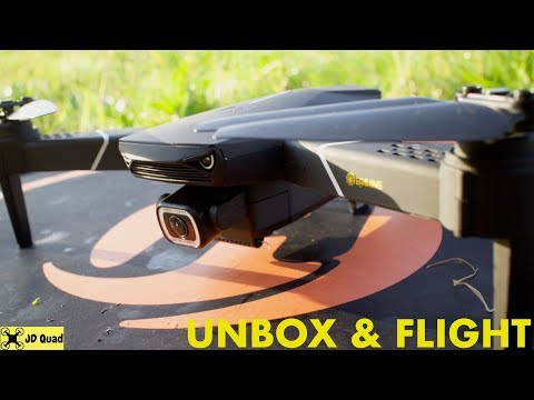Eachine E520S Unbox & Flight - Courtesy of Banggood