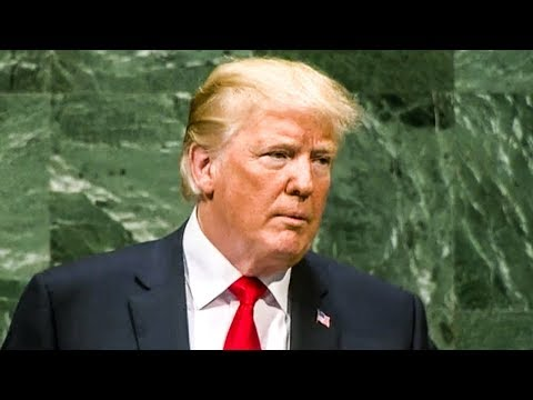 World Leaders Literally Laugh At Donald Trump's Complete Stupidity During U.N. Speech