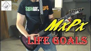 MxPx - Life Goals - Guitar Cover (Tab in description!)