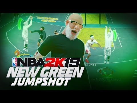 THIS IS THE BEST JUMPSHOT ON NBA 2K19!! | BEST GREENLIGHT JUMPSHOT FOR ANY BUILD!!