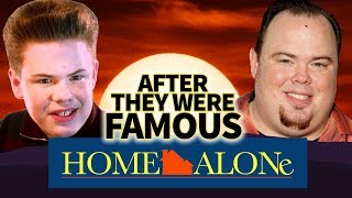 Home Alone Actors | AFTER They Were Famous | Buzz, Kevin, Harry, Marv & more...