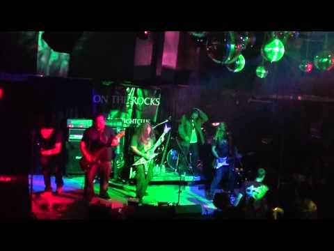 """Soul Suppressor""  LIVE by MilkingChung @ OTR METAL FALL '13"