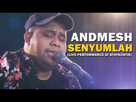 Andmesh - Senyumlah (Live at Staykustik)