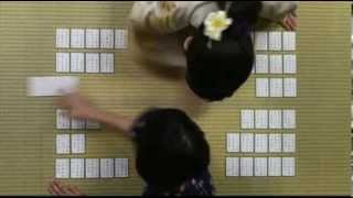 Womens Finals -competitive karuta