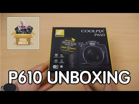 HODGE UNBOXES - Nikon Coolpix P610