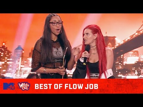 Best Of 'Flow Job' 🎶 Sickest Flow & Illest Job Freestyles Ever 🎤 Wild 'N Out | MTV
