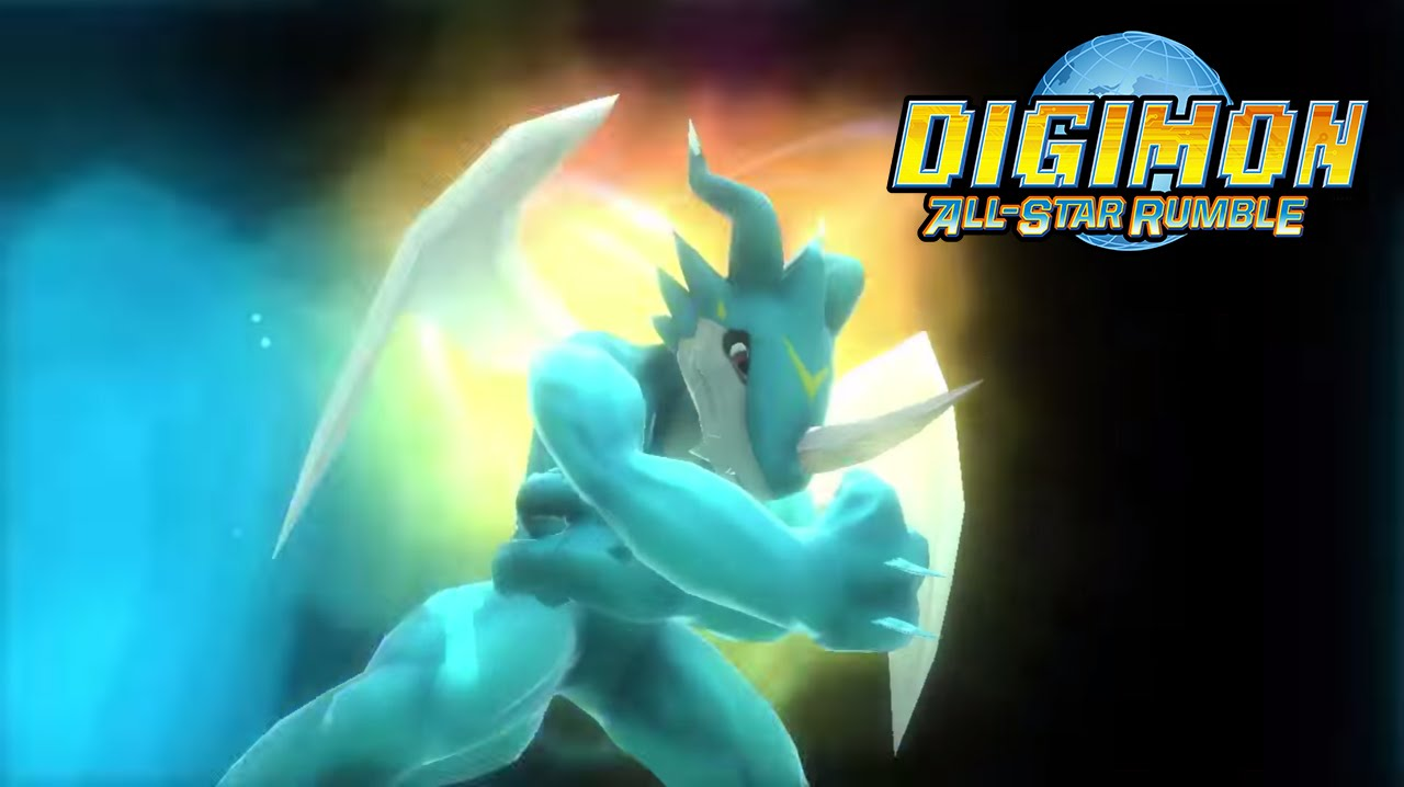 Digimon All-Star Rumble (Xbox 360) video 1
