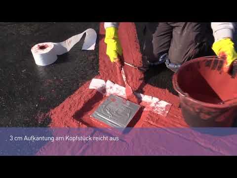Detailabdichtung befahrener Bodenablauf – Stiftsgarage Bonn