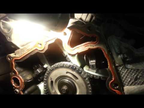 Фото к видео: Замена цепей ГРМ на джип чероки 4.7
