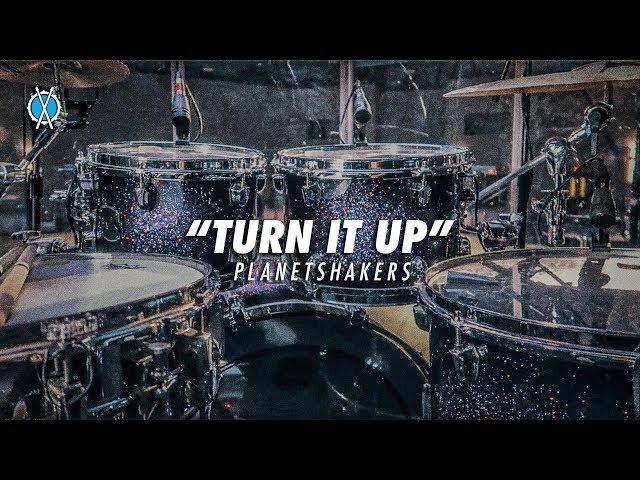 Turn It Up Drum Cover // Planetshakers // Daniel Bernard