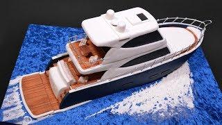 3D Cruiser Yacht Cake - Introduction