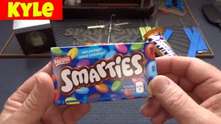 (1307) Challenge: Smarties Required for Open