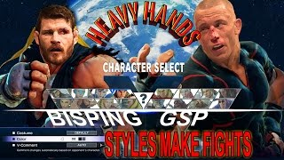 Styles Make Fights, GGG and Chocolatito (Heavy Hands #152)