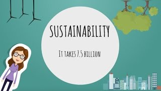 Climate Change & How to Live a More Sustainable LifeStyle