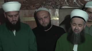 Mazharı Cânı Cânân Hazretleri ve Abdullâhi Dehlevî Hazretleri'nin Kabrinde Yapılan Sohbet ve Dua.
