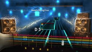 Rocksmith 2014 CDLC - Dragonforce - Trail Of Broken Hearts 78% Accuracy