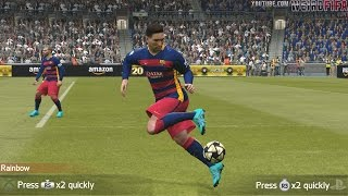 PES 2016 ALL SKILLS & TRICKS TUTORIAL | Xbox & Playstation