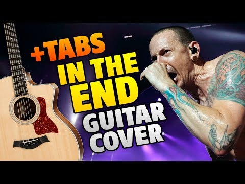 Download Linkin Park In The End Fingerstyle Guitar Cover Video 3GP