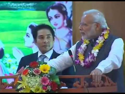 PM Modi's address at Quan Su Pagoda in Hanoi, Vietnam