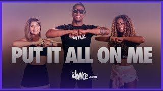 Put It All On Me - Ed Sheeran ft. Ella Mai | FitDance Life (Official Choreography)