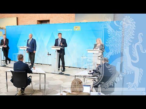 Pressekonferenz vom 08.09.2020 - in Deutscher Gebärdensprache