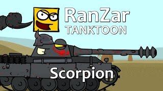 Tanktoon: Scorpion. RanZar