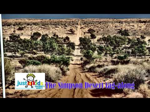 Simpson Desert Crossing Tag Along