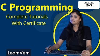C Programming in Hindi | Learn C Programming For beginners